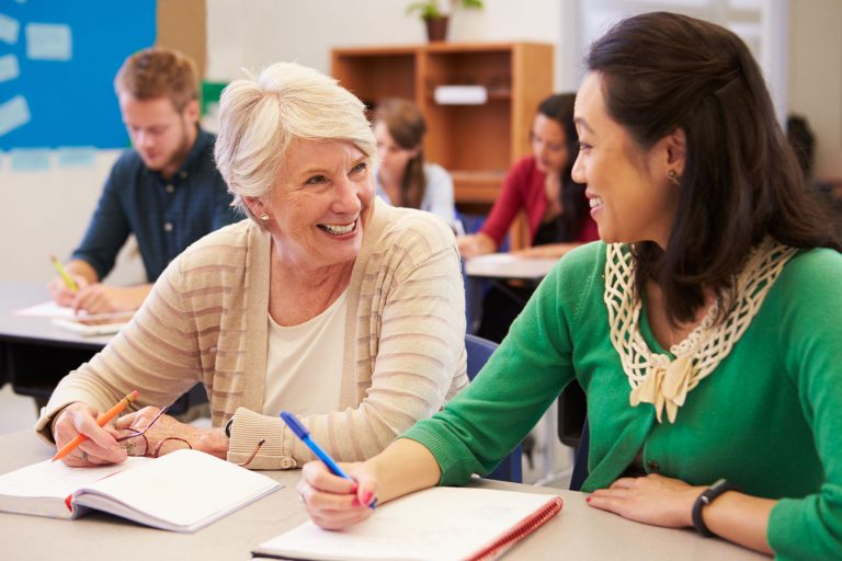 FOUR TIPS TO HELP ADULT LEARNERS GET BACK TO SCHOOL